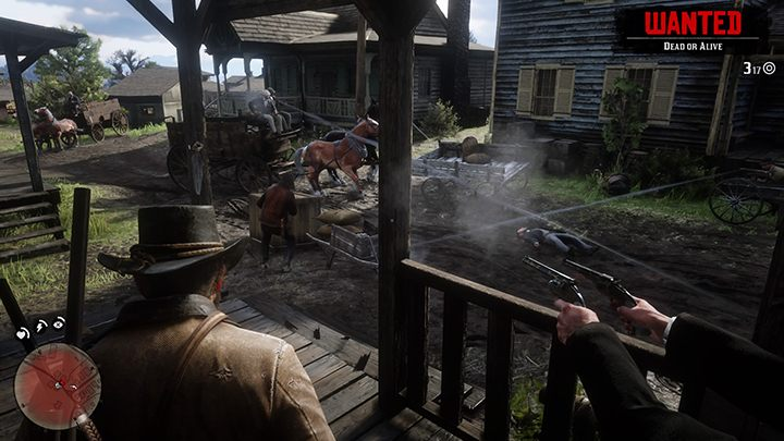 THE GUNFIGHT AT THE O. K. Valentine. Such situations did not happen often – due to the ban on carrying of weapons. - Was Wild West That Wild? - Red Dead Redemption 2 vs the Facts and Reality - dokument - 2019-11-04