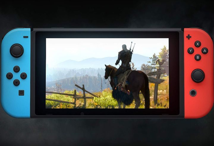The release of The Witcher 3 is a big breakthrough for Nintendo. - 2019-06-24