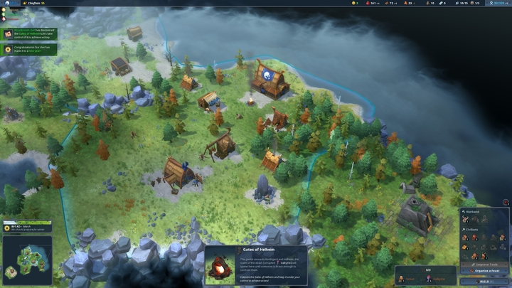 Northgard hands-on – Did The Settlers finally find their