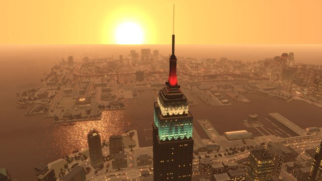 Liberty City was truly astounding in terms of its size and diversity. - 2015-05-05
