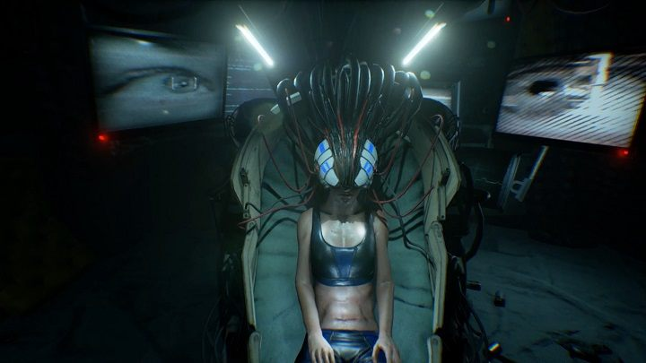 Observer neatly combines the dehumanization of a futuristic world with psychotic visions. - What to Read, Watch and Play Before Cyberpunk 2077 - dokument - 2020-07-13