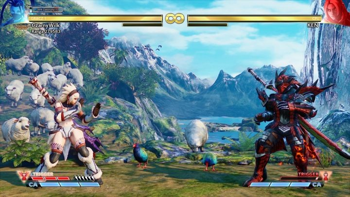The additional mode introduced in the Arcade Edition allows obtaining special outfits from Capcom's other games, such as Monster Hunter. - 2018-08-10