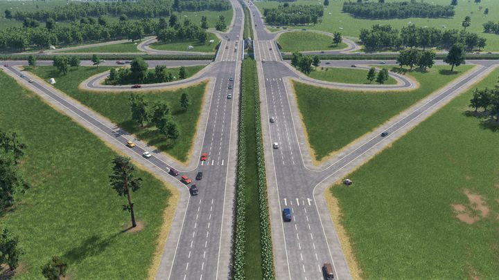 One-way roads, exits and merging lanes, highways and freeways – that's how you create a real nightmare for the drivers. - 2019-07-09