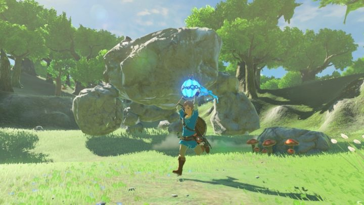 Breath of the Wild is the perfect case showing that a single exclusive game can propel the sales of a console. - 2018-04-25