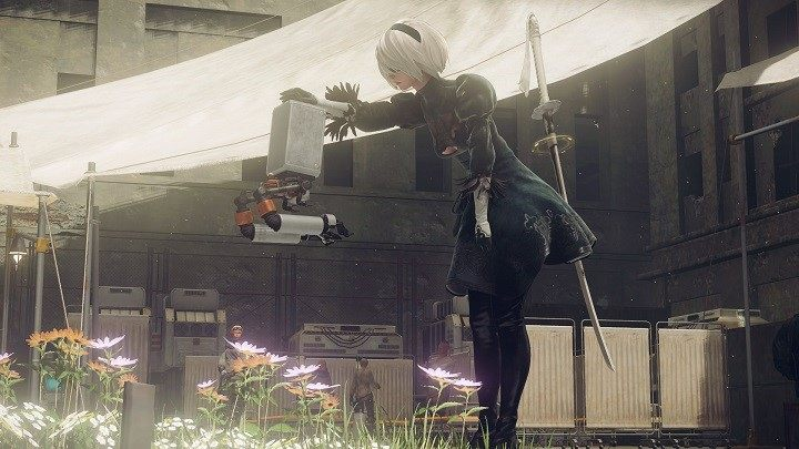 2B has become so popular that you can buy, for example, a pillow with her naked silhouette. - Seven Embarasing Achievements that'll Give You the Creeps - dokument - 2019-10-15