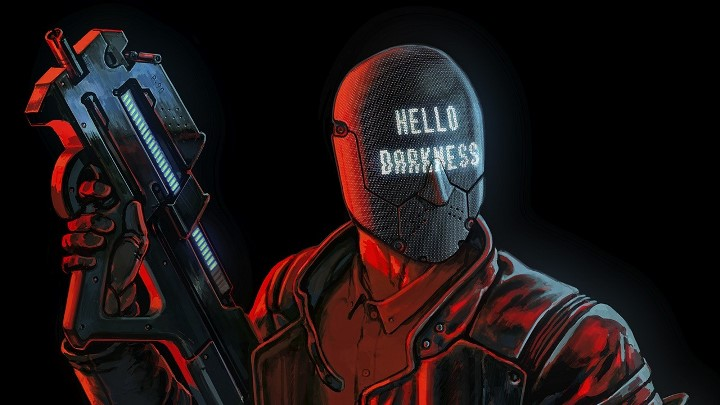 In Ruiner, you either say 'Hi' to darkness, or say nothing. - 2019-01-29
