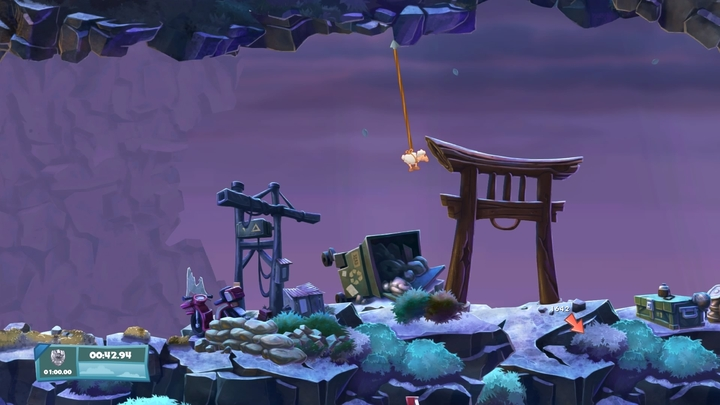 Worms wmd review going back to armageddon gamepressure sheep on a rope is one of the more interesting new weapons 2016 gumiabroncs Images
