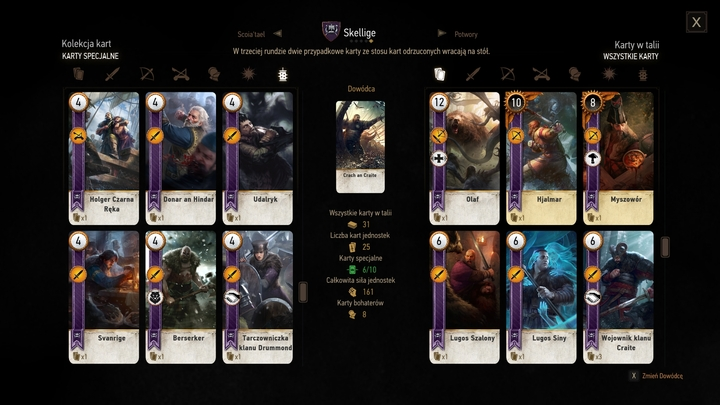 The Skellige deck stirs much controversy among the Gwent-playing population of Toussaint. - 2016-05-25