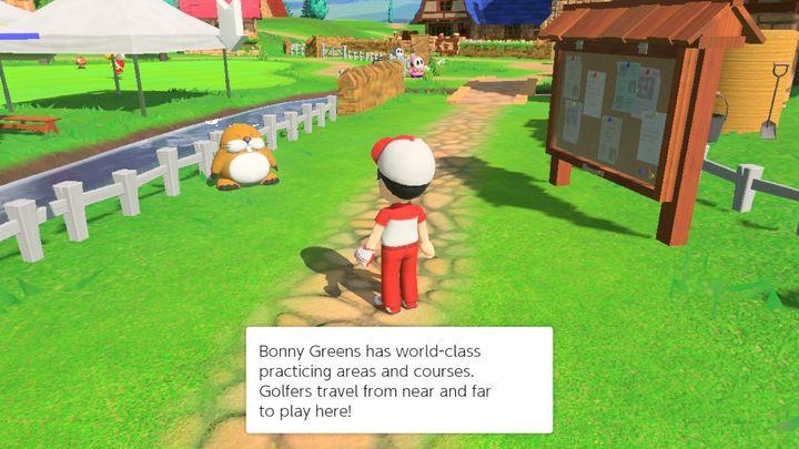 Mario Golf: Super Rush Review - забавные идеи, требующие дополнительной работы - картинка №3