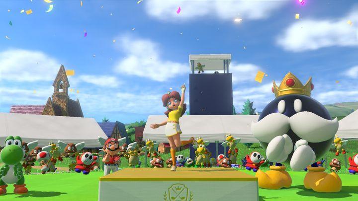 Mario Golf: Super Rush Review - забавные идеи, требующие дополнительной работы - картинка №4