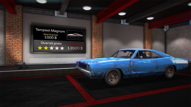 Gearhead Garage The Virtual Mechanic Full Game