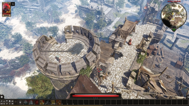 "The ""sandboxity"" of Divinity: Original Sin II means that you can destroy everything and kill everyone. - 2016-09-28"