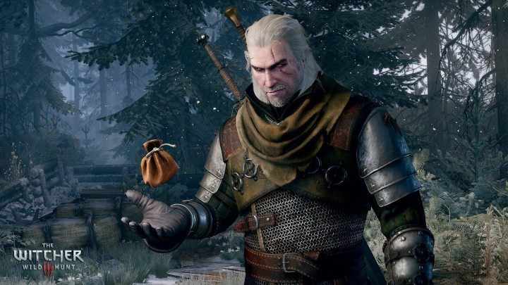 """What motivated you to write The Witcher story?"" ""Why, money, of course."" (2014) - Who is Andrzej Sapkowski? The Best Quotes from the Ultimate Game Master - dokument - 2019-12-03"