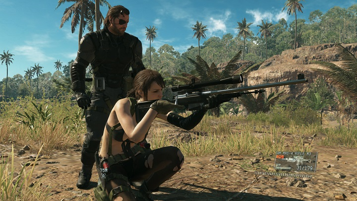 One thing needs to be admitted, Kojima did provide at least a perfectly logical explanation as to why the sexiest woman in Metal Gear Solid V absolutely, POSITIVELY, must wear a bikini. The man has at least some priorities straight. - 11 Good Games Whose Plot is Rubbish - dokument - 2019-12-30