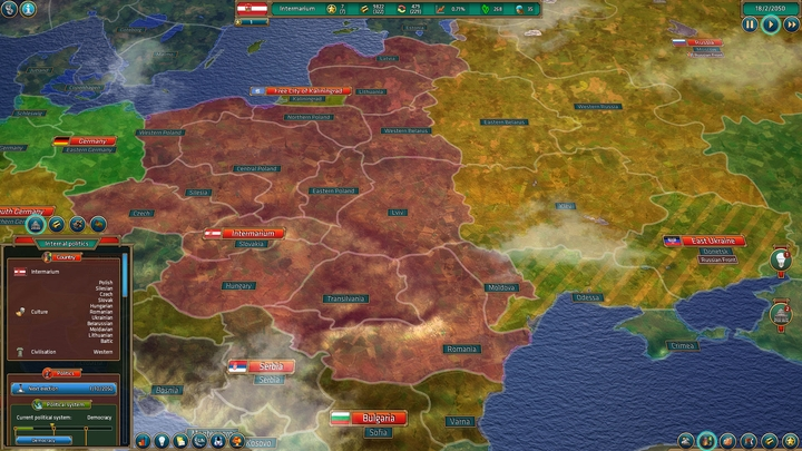 Realpolitiks hands on a little grand strategy game inspired by by realpolitiks it the possibility to play out semi fictional scenarios introducing significant changes in the balance of global political forces gumiabroncs Images
