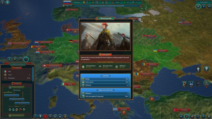Realpolitiks hands on a little grand strategy game inspired by the world map is hardly impressive it lacks elements that would provide at least some variety eg buildings forests or military units gumiabroncs Image collections