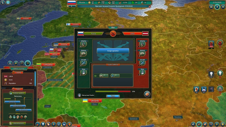 Realpolitiks Hands-on – a little grand strategy game inspired by