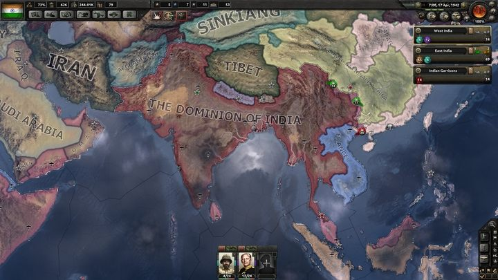 In Hearts of Iron IV, we can literally conquer the whole world. - The Best Strategy Games Released On PC in Recent Years - Our Editor's Choice Ranking List - dokument - 2019-07-23