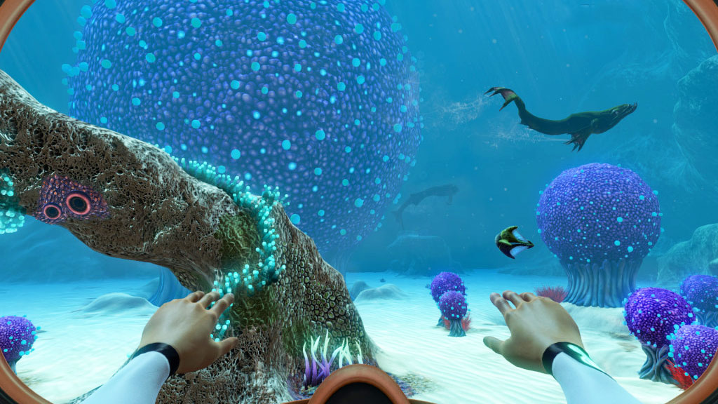Diving seems dull? Not after a session of Subnautica. - 2014-12-31