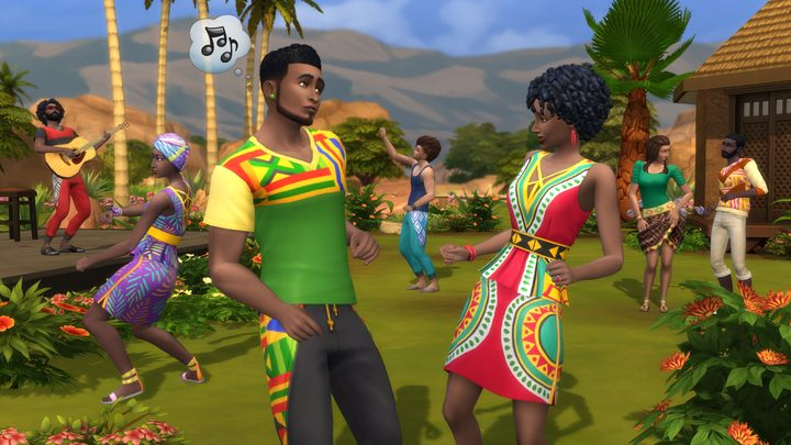 The charm of the series is that each player has his/her own world, which is ruled indivisibly. - Four Things We're Most Afraid of with The Sims 5 - dokument - 2019-07-23