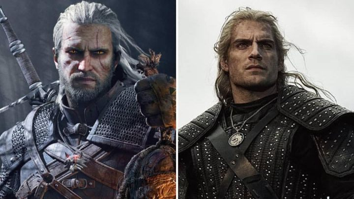 Whose head is Geralt holding, and why does Henry Cavill look worried? - The Witcher from Netflix vs The Witcher 3 – We Compare Sapkowski's Adaptations - dokument - 2020-01-07