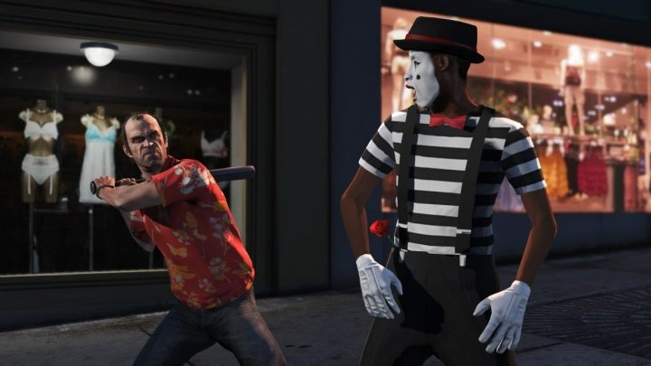 Grand Theft Auto V, with its budget, sheer volume and the profits it generates, makes many blockbusters look small-time by comparison. - 2018-09-12