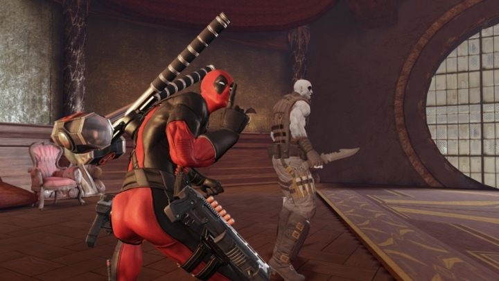 Even such mediocre games as Deadpool: The Video Game are projects worth stacks of money. - 2018-09-12