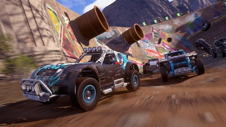 OnRush's sale figures were hugely disappointing, but this made the game a lot cheaper very quickly. - 2018-09-12