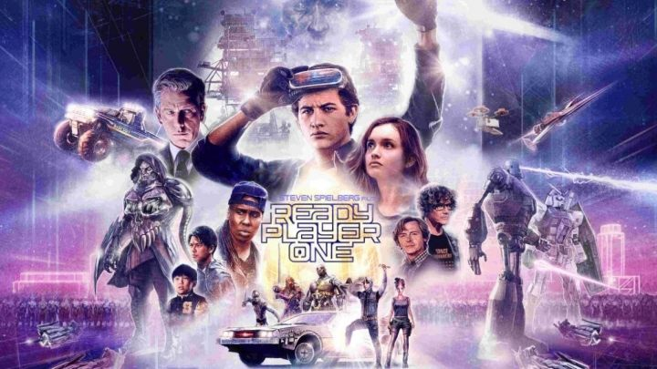 Ready Player One is a movie saturated with gaming references. - 2018-09-12