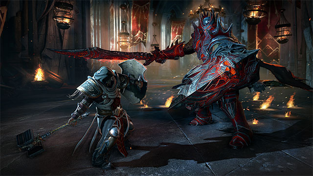 After Lords of the Fallen, Deck 13 would like to try out a different setting. - 2015-08-14