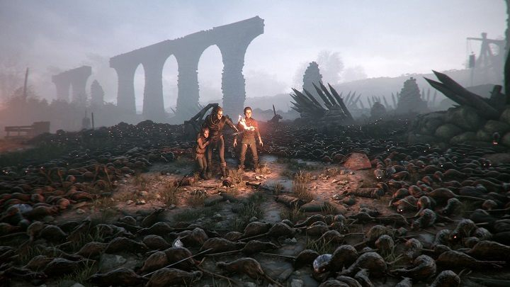 People with musophobia should forget about playing A Plague Tale: Innocence. - 10 best video game moments of 2019 - dokument - 2019-12-19