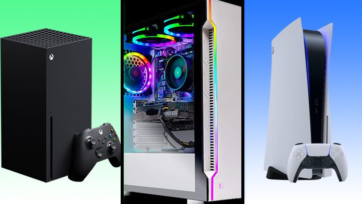 A gaming computer with the performance of new consoles? Easy-peasy. - A PC to Match Xbox Series X and PlayStation 5 - dokument - 2020-07-03