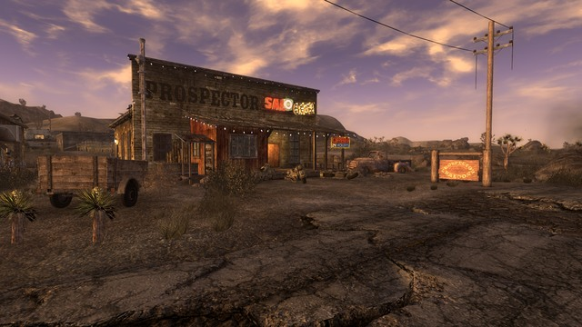 Fallout: New Vegas - the best graphics enhancement mods