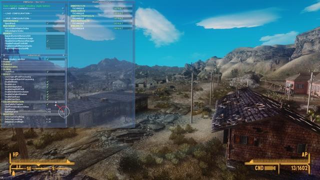 Fallout: New Vegas - the best graphics enhancement mods