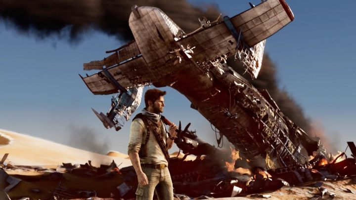 The trilogy of Nathan Drake's adventures is a great opportunity to take part in the journey of a brilliant explorer who has a lot in common with such characters as Indiana Jones or Lara Croft. - Top PS4 Games and Exclusives You Need to Play - dokument - 2020-07-16