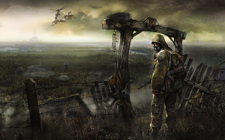 Ukraine is home to many games with dedicated fanbases. The S.T.A.L.K.E.R. series is one of the most popular examples. - 2017-03-17