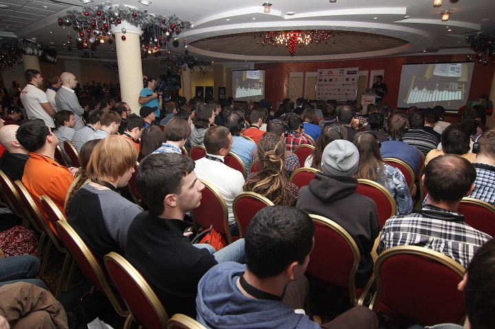 Next year, the largest game dev trade fair of Eastern Europe, DevGAMM, will be back in Kiev after a four-year hiatus. - 2017-03-17