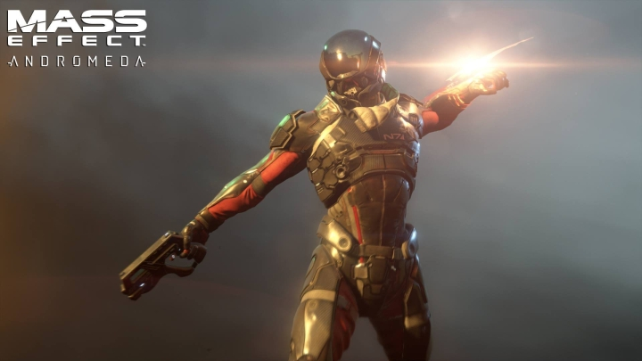 Many trailers have shown the N7 armor. Is the new protagonist, albeit less recognizable and experienced than Shepard, also a member of this elite human unit? - 2016-07-15
