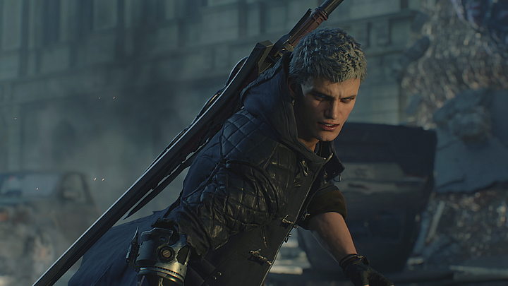 New Devil May Cry 5 Demo on Xbox One and PS4 - picture #1