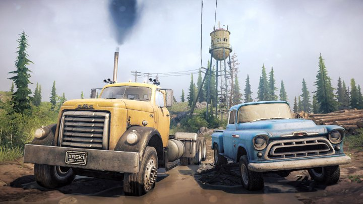 Free DLC For MudRunner Adds New Map and Vehicles - picture #1