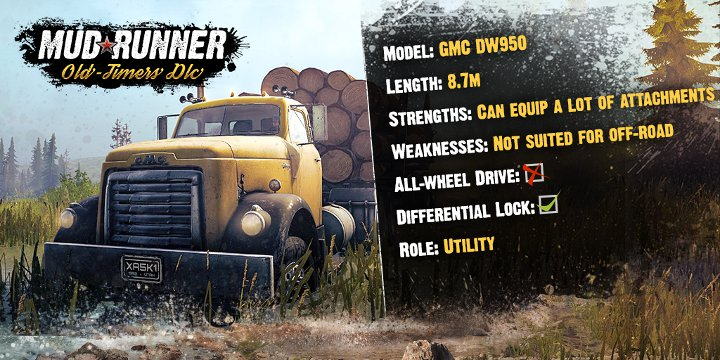 Free DLC For MudRunner Adds New Map and Vehicles - picture #2