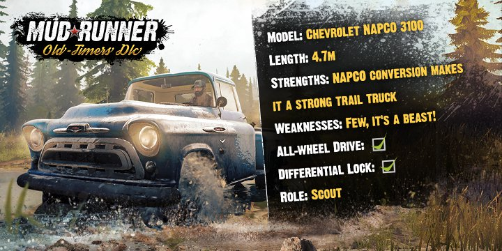 Free DLC For MudRunner Adds New Map and Vehicles - picture #3