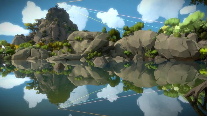 The Witness For Free on Epic Games Store - picture #1
