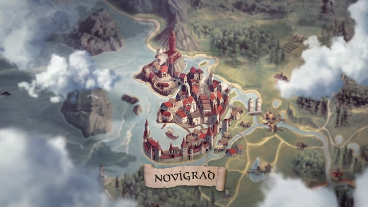 Novigrad is the Second Expansion to Gwent - picture #2