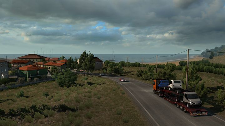 Sardinia is the New Location in Euro Truck Simulator 2 - picture #1