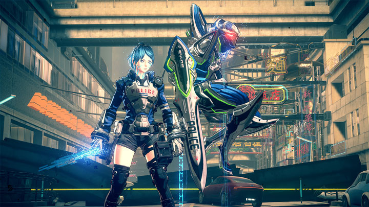 Astral Chain – New Project by Nier Automata Devs - picture #1