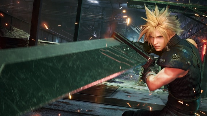 Final Fantasy VII Wins Game Critics Awards Best of E3 2019 - picture #1