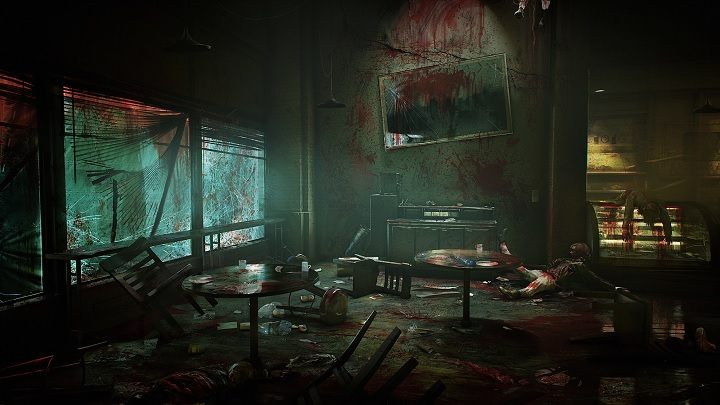 First Screenshots from New Vampire The Masquerade - picture #2