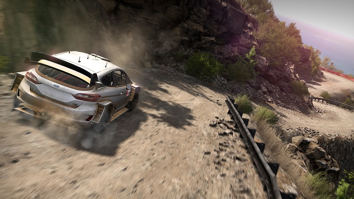 WRC 8 is coming to PC and consoles - picture #1