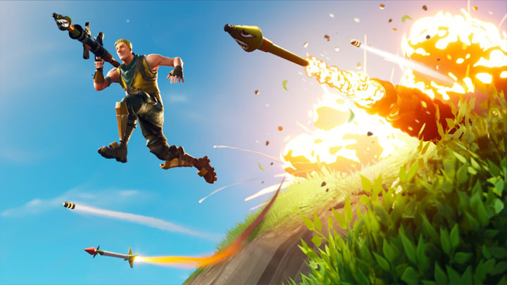 Fortnite earned 2.4 billion dollars in 2018 - picture #1